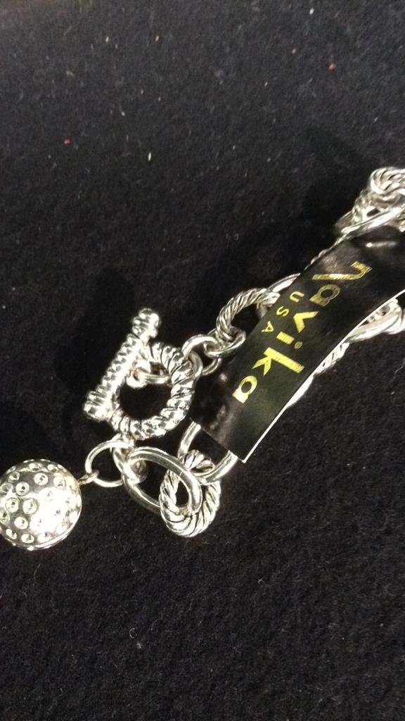 10 new NAVIKA USA charm bracelets - 7