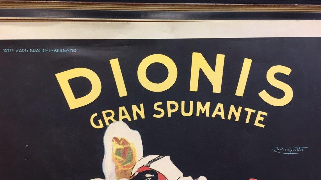 DIONIS GRAFICHE-BERGAMO Framed Art - 2