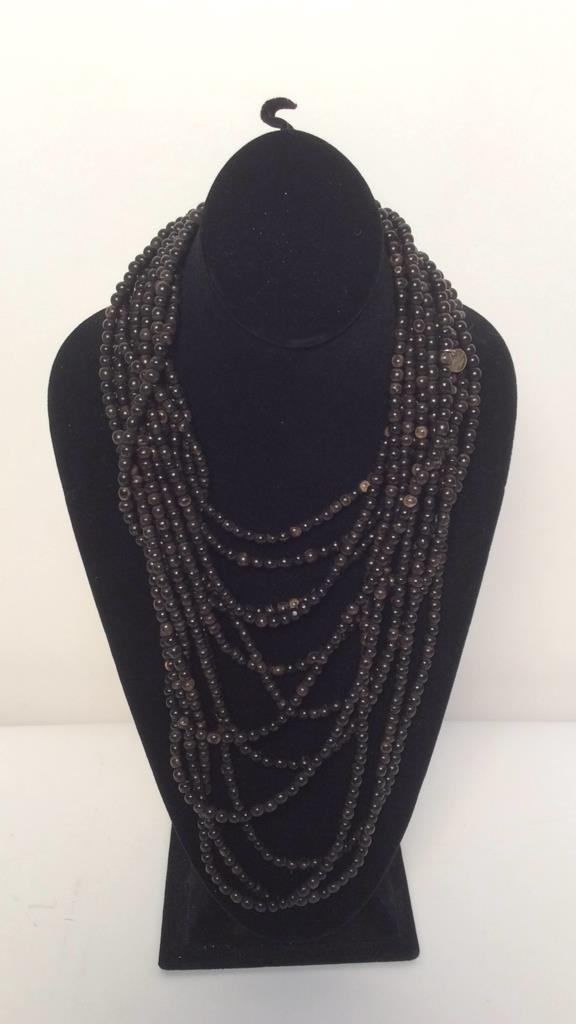 Bohemian Beaded Three Necklaces - 2