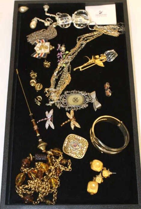 Vintage Jewelry Lot Mixed Finds