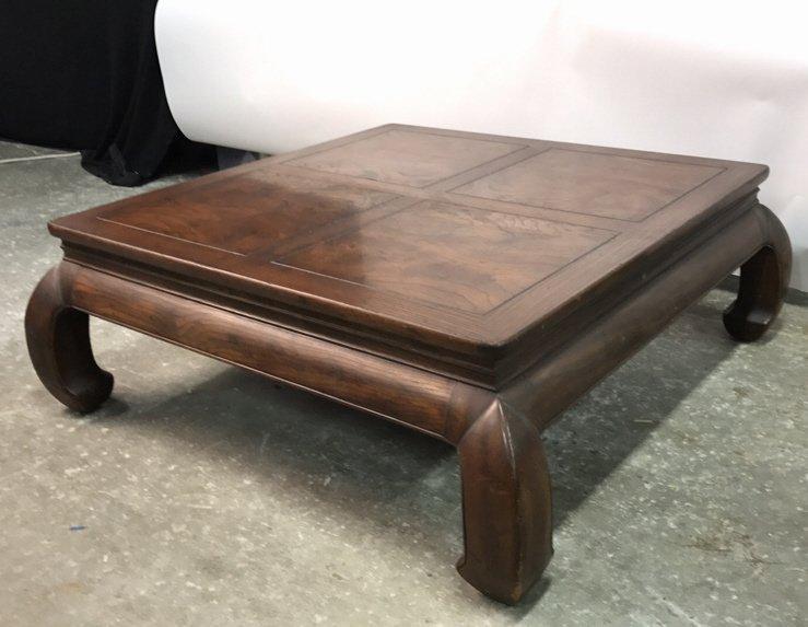 Vintage HENREDON Artifacts Coffee Table - 3