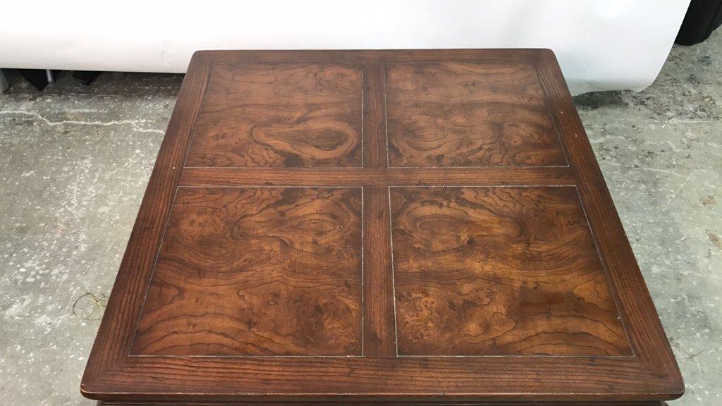 Vintage HENREDON Artifacts Coffee Table - 4