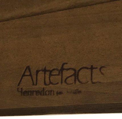 Vintage HENREDON Artifacts Coffee Table - 6