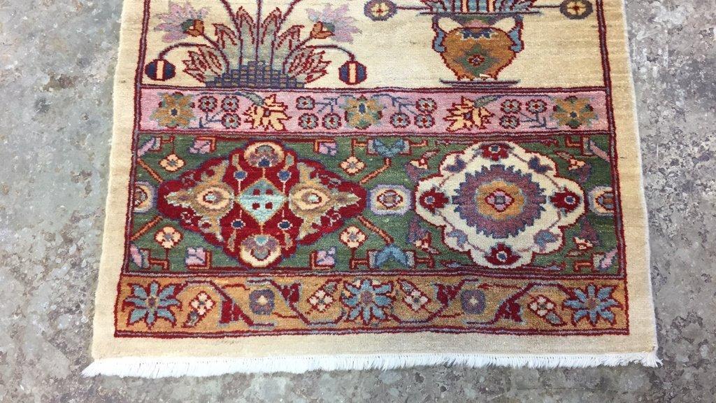 Handmade Mediterranean Style Vintage Runner - 3