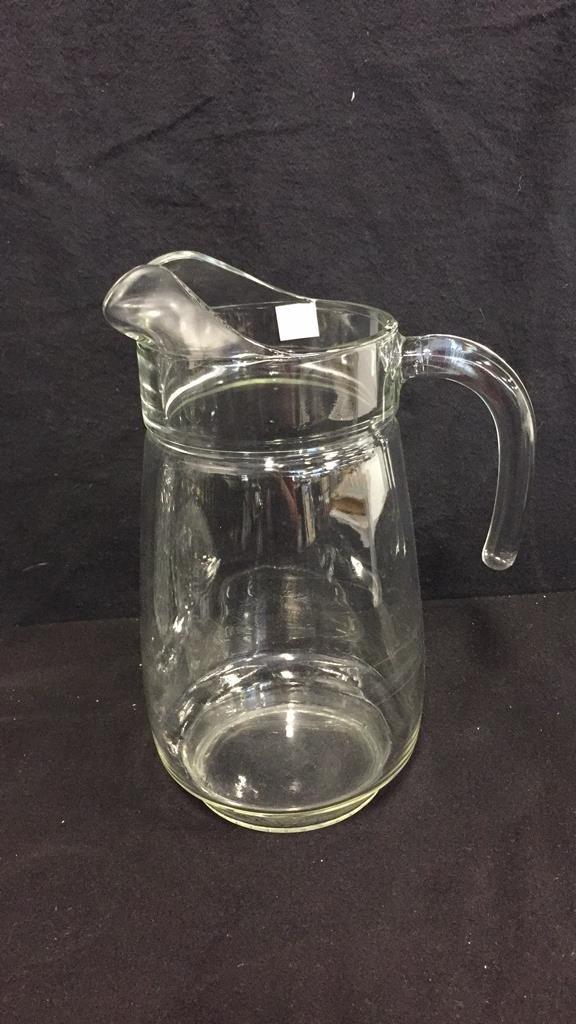 9 Piece Vintage Glass & Crystal Lot - 3