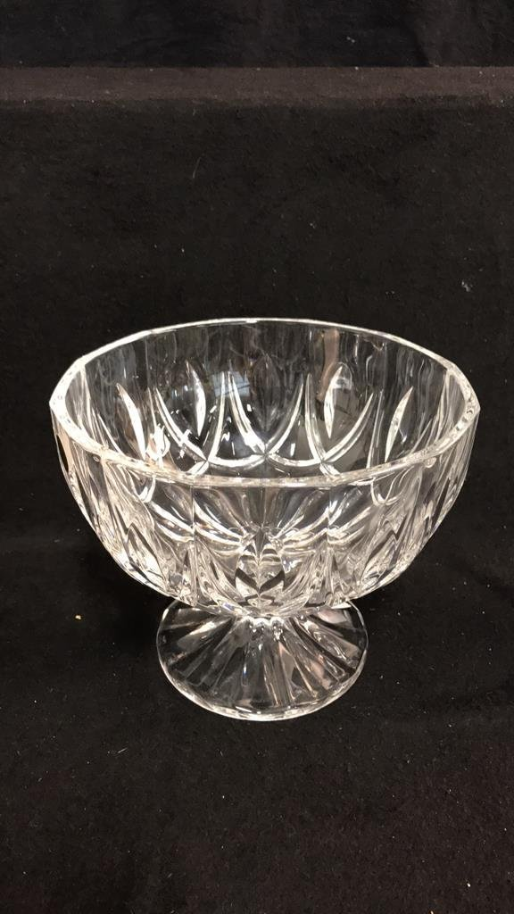 5 Piece Marked Crystal Group Lot - 5