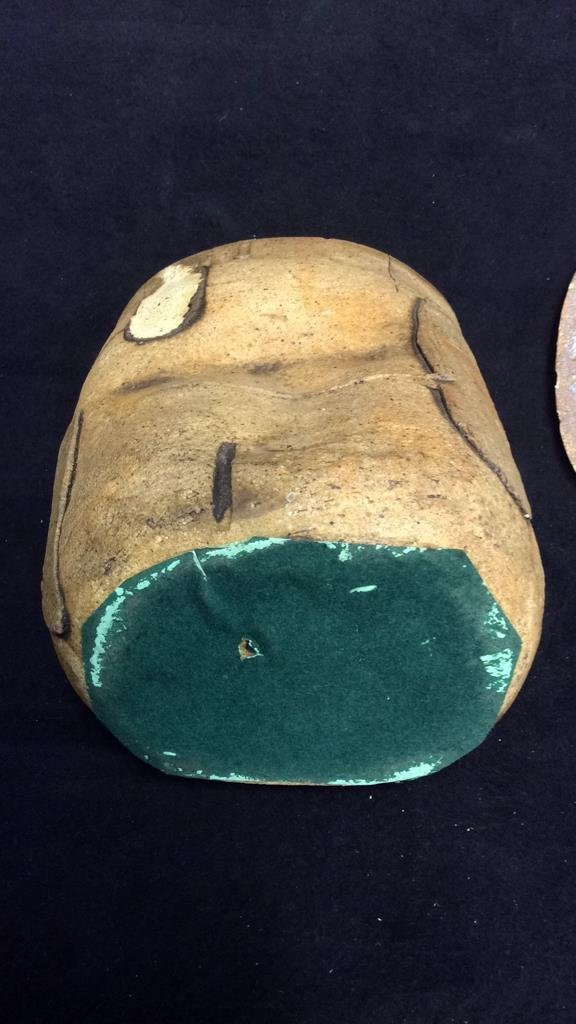 Richard Zakin Ceramic Lidded Vase - 8