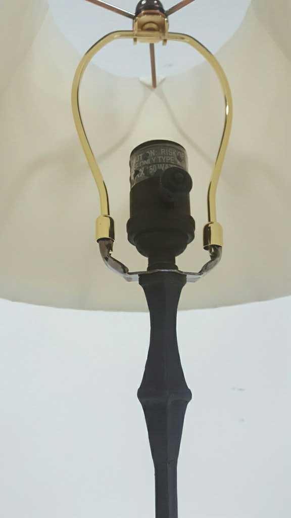 Metal Table Lamp - 3