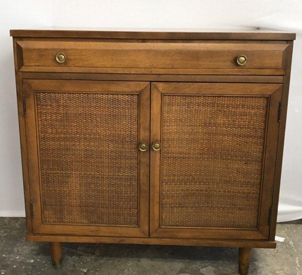 Vintage BAUMRITTER Mid Century Modern Cabinet