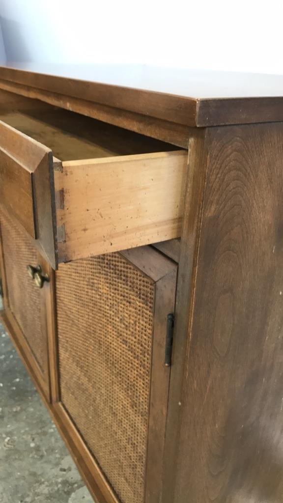 Vintage BAUMRITTER Mid Century Modern Cabinet - 3