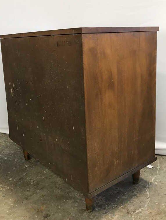 Vintage BAUMRITTER Mid Century Modern Cabinet - 5