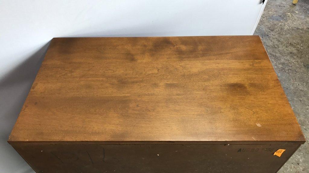 Vintage BAUMRITTER Mid Century Modern Cabinet - 7