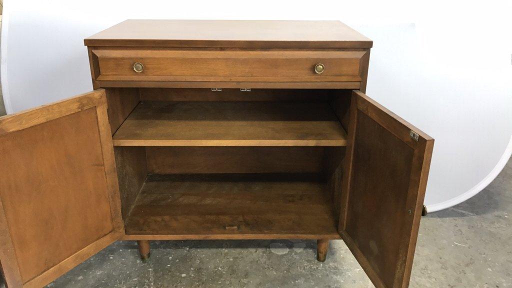 Vintage BAUMRITTER Mid Century Modern Cabinet - 8