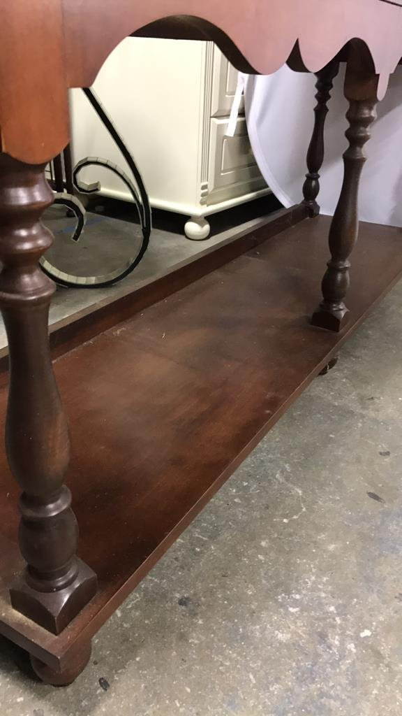 Vintage HALE OF VT Country Display Console - 5
