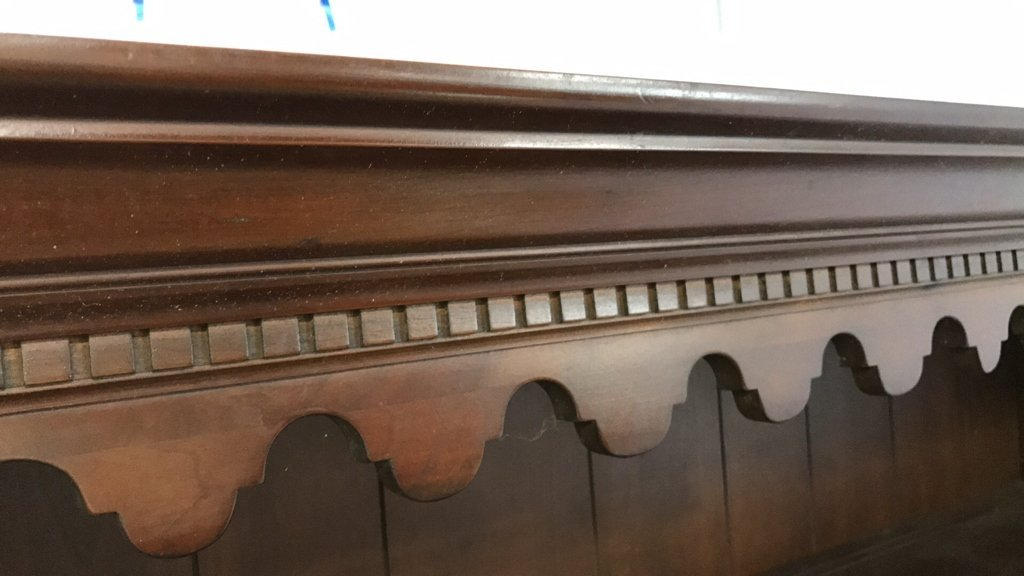 Vintage HALE OF VT Country Display Console - 8