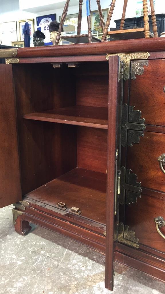 Vintage HENREDON Buffet Console Table - 7