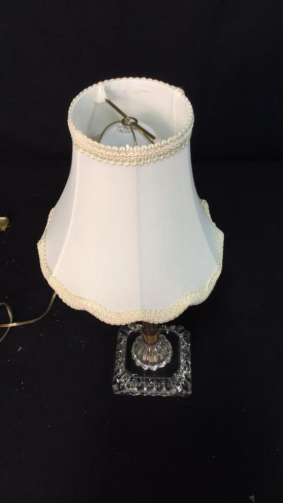 Vintage Candlestick Table Lamp - 2