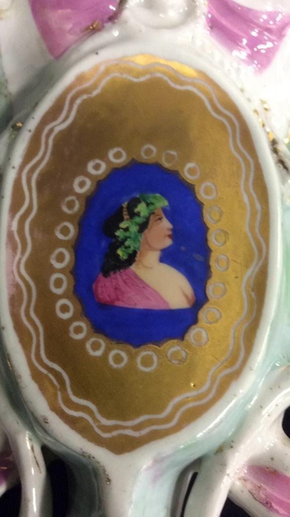 Group Lot Signed Antique Vintage Porcelain - 10