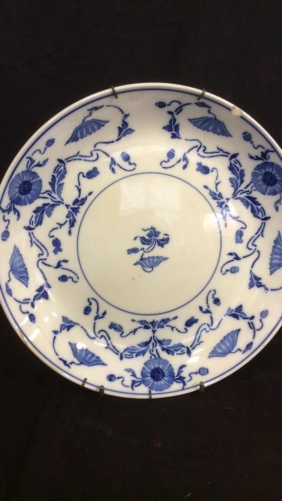 Group Lot Signed Antique Vintage Porcelain - 2