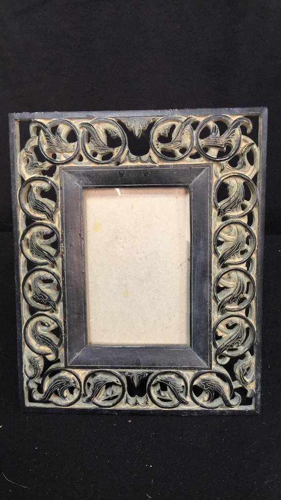Group Lot Of Assorted Picture Frames - 5