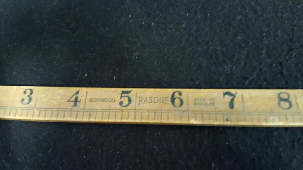 Three Antique Rulers - 8