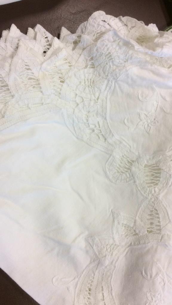 Group Lot Vintage Linens - 7