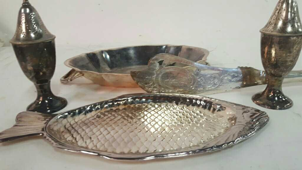 Silver Plated Dining Accessories