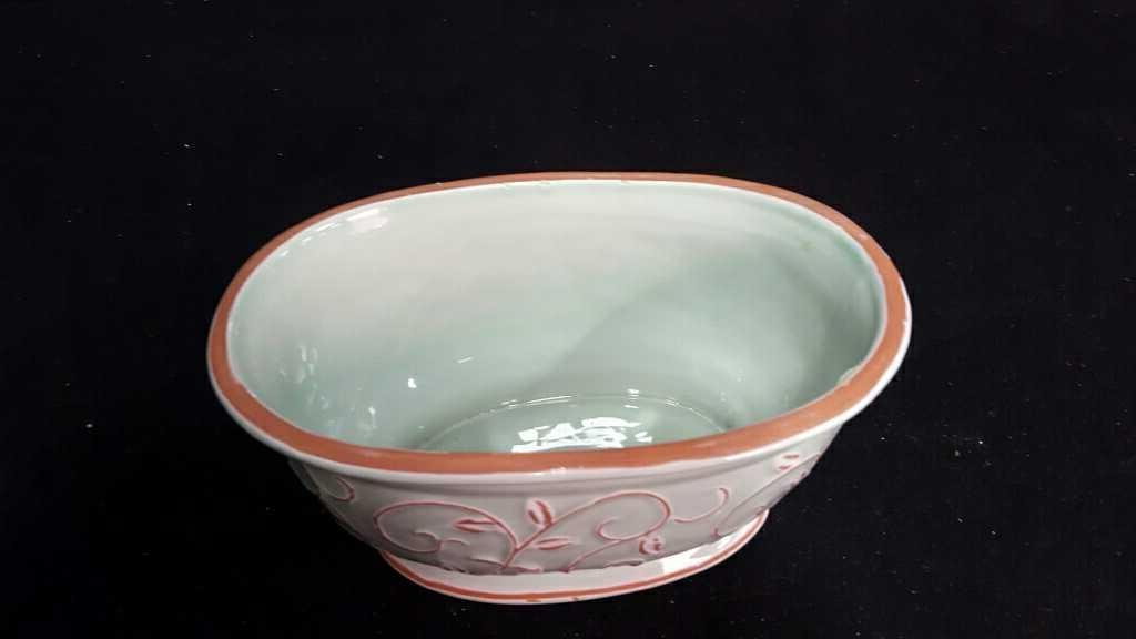 Two Ceramic Planters - 5