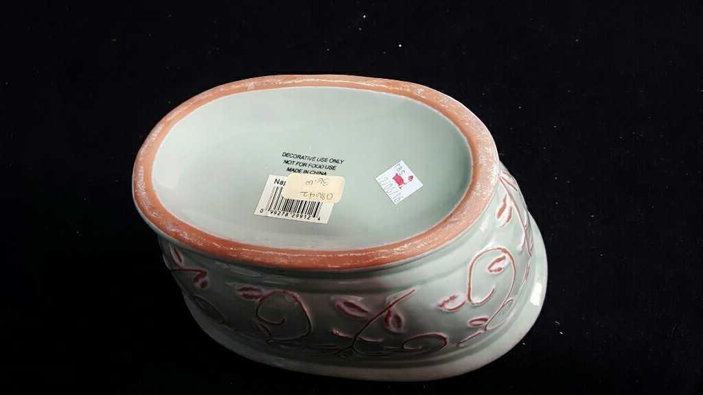 Two Ceramic Planters - 6