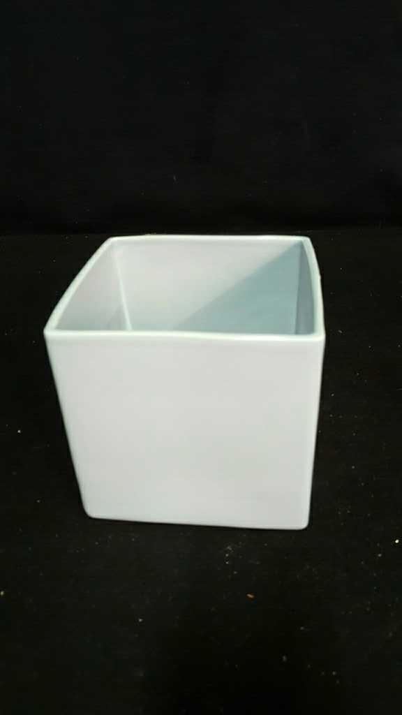 Two Ceramic Planters - 7