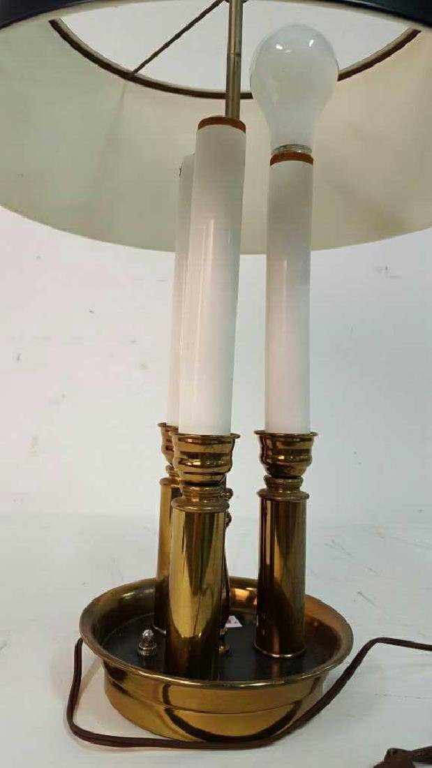 Three Pillar Desk Lamp - 2
