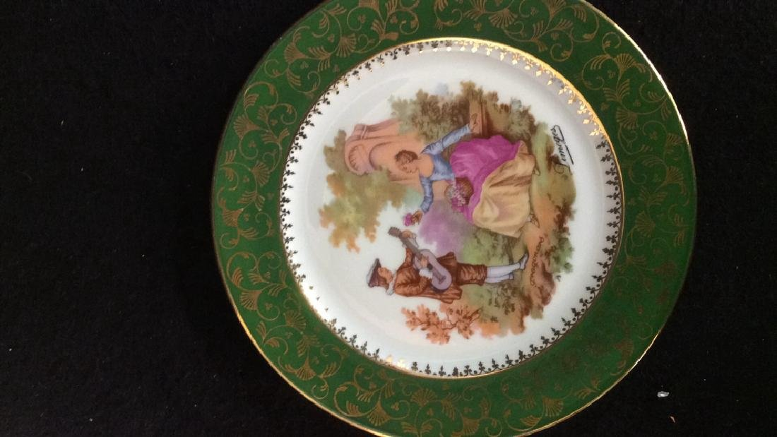Assorted Collectible Limoges Plates & More - 2