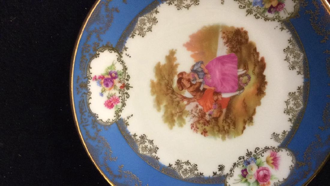Assorted Collectible Limoges Plates & More - 3