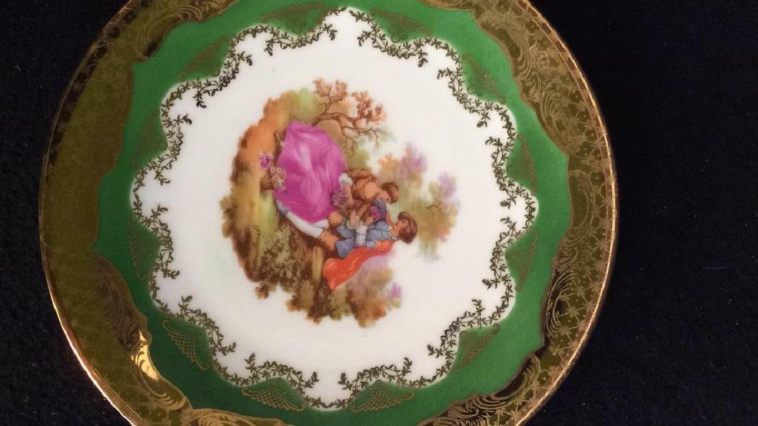 Assorted Collectible Limoges Plates & More - 4