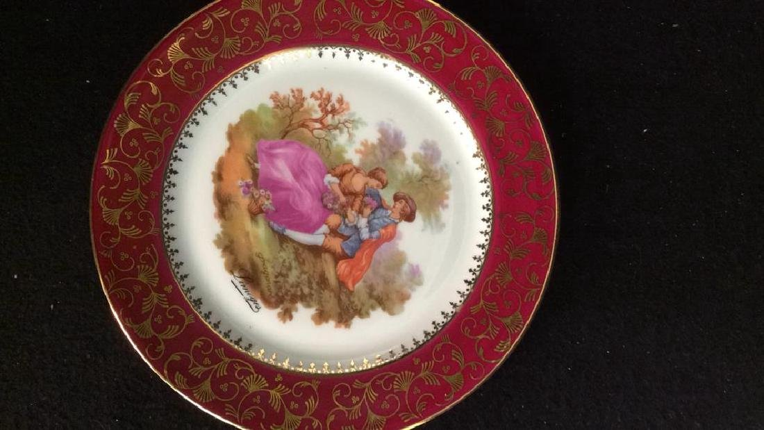 Assorted Collectible Limoges Plates & More - 5