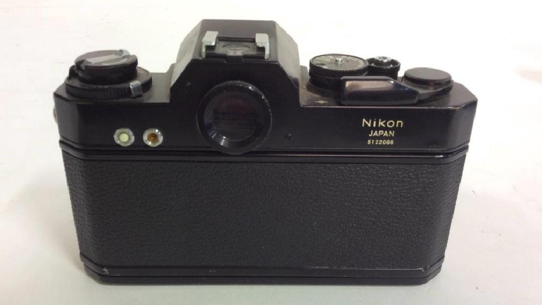 Nikkormat EL Camera With Lens - 4