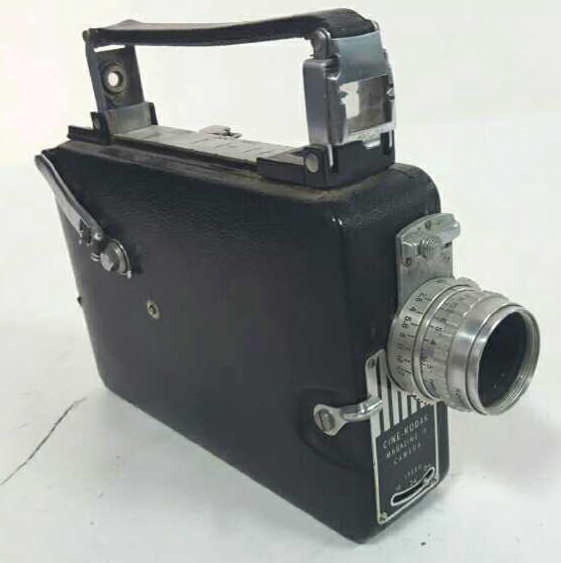 Cine-Kodak Magazine 16 Camera