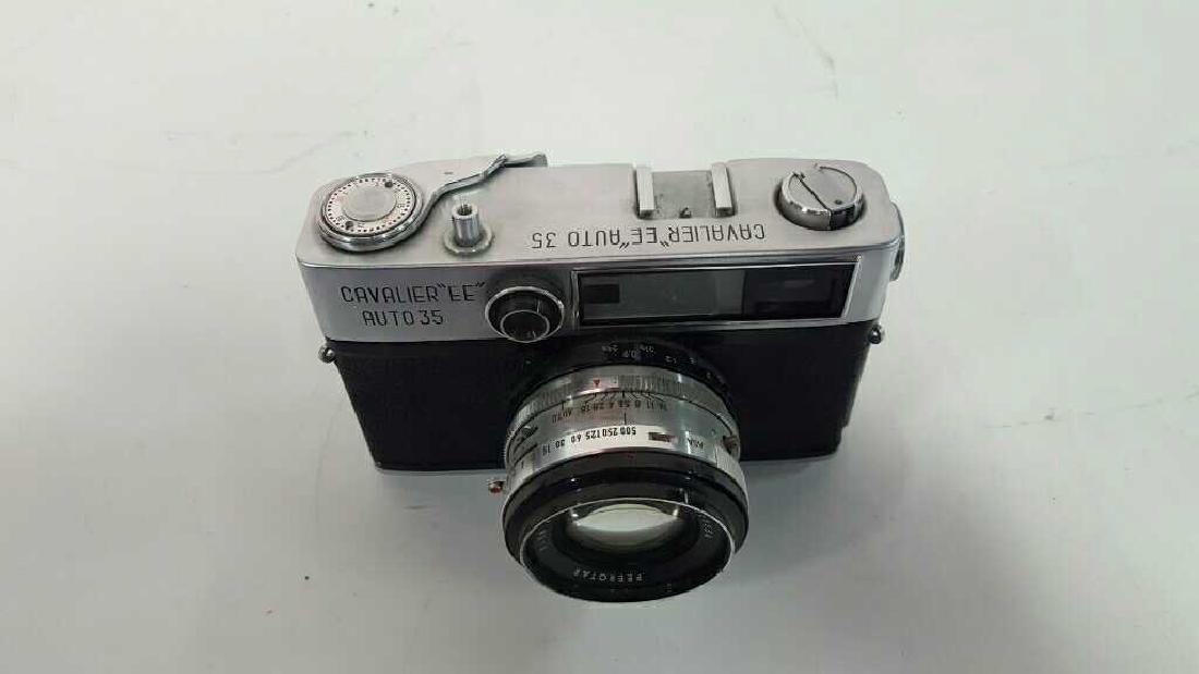 "Cavalier ""EE"" Auto 35 Camera With Lens - 6"