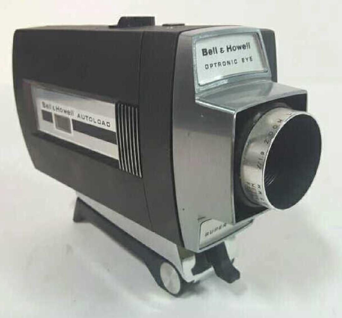 Bell & Howell Super Eight Video Camera