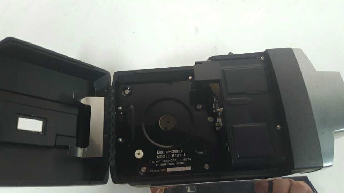 Bell & Howell Super Eight Video Camera - 8