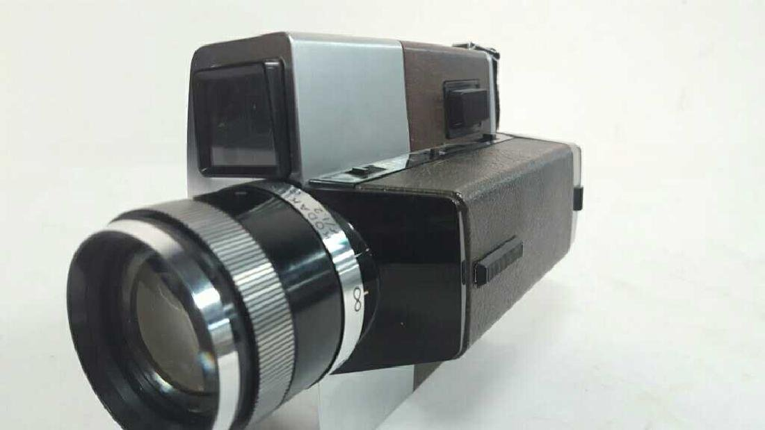 KODAK XL55 Movie Camera - 2