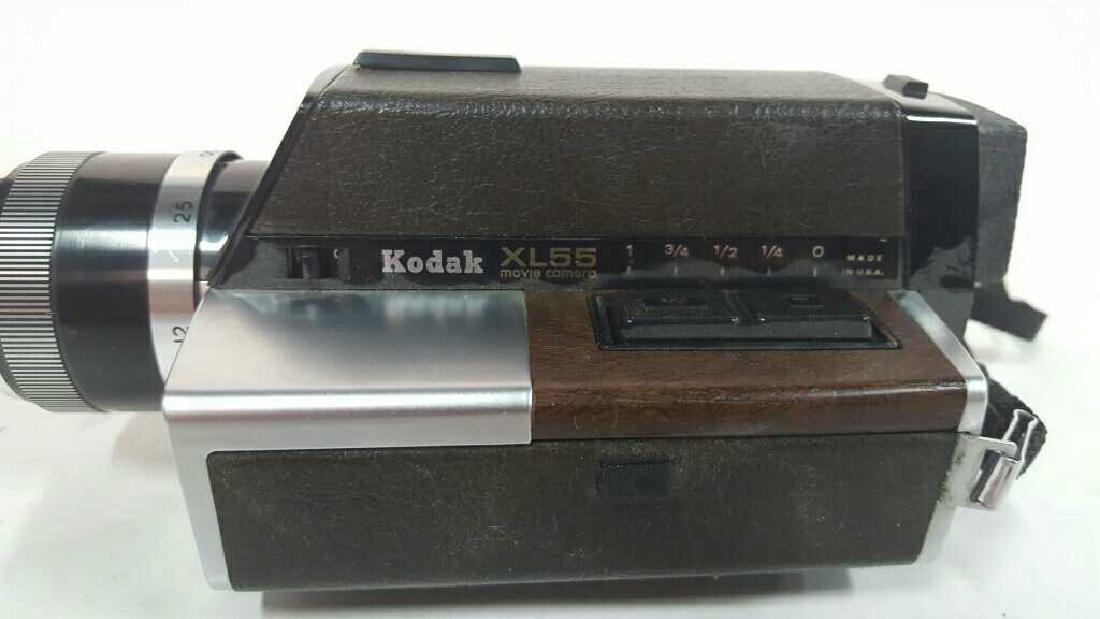 KODAK XL55 Movie Camera - 3