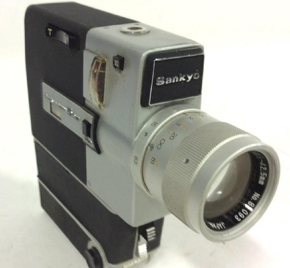 Sanyo Super 5 cm Movie Camera