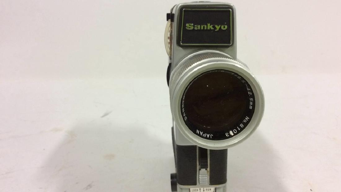 Sanyo Super 5 cm Movie Camera - 3