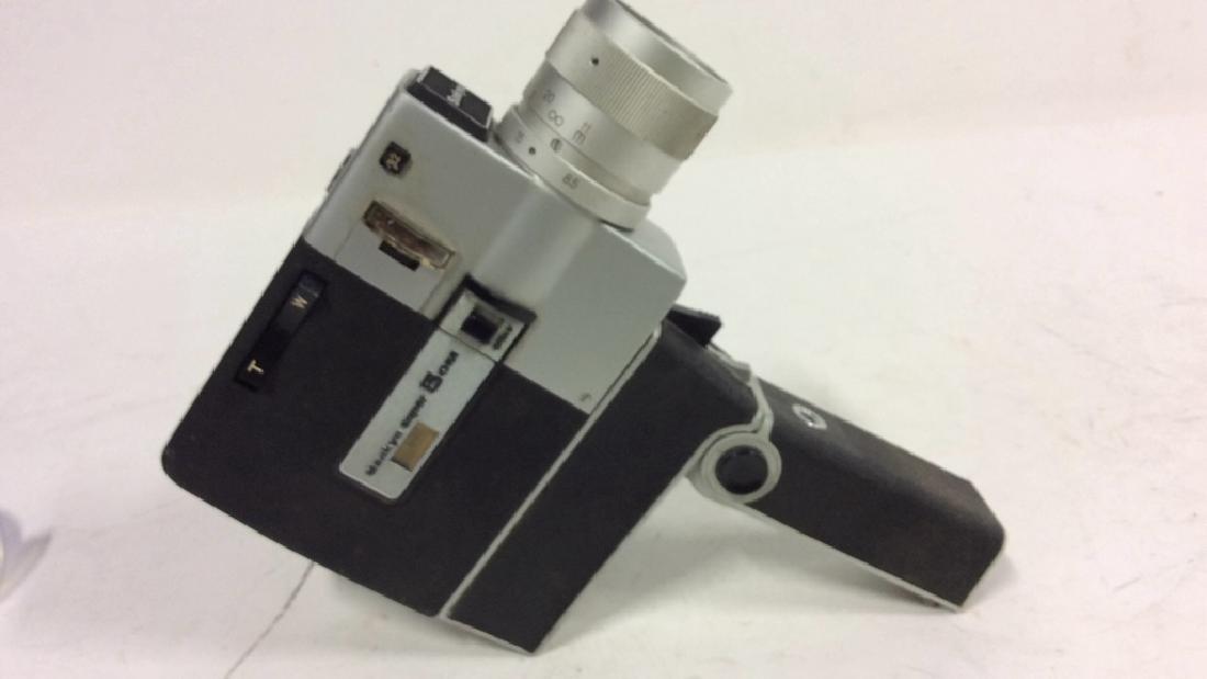 Sanyo Super 5 cm Movie Camera - 7