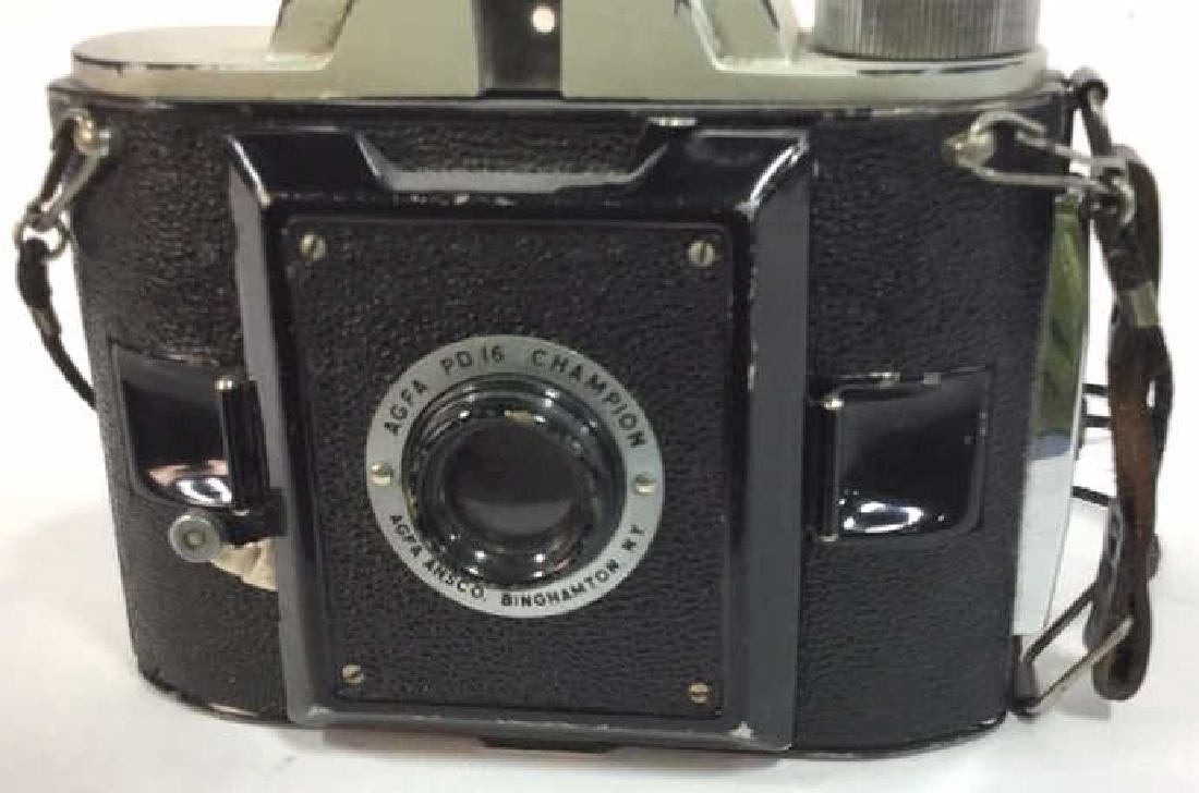Agfa PD 16 Champion Camera