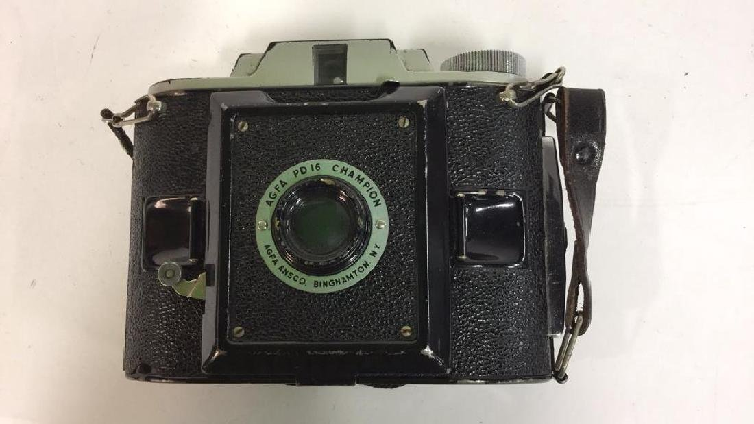 Agfa PD 16 Champion Camera - 2