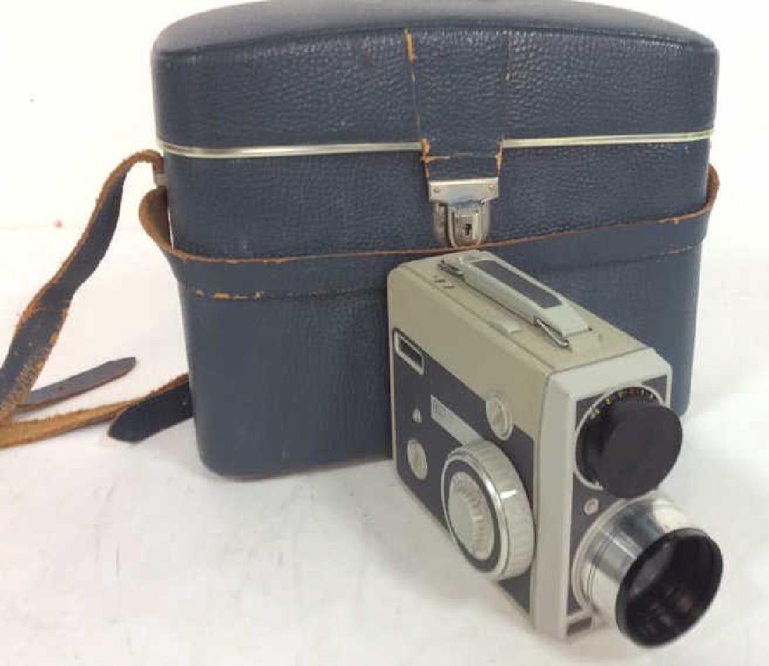 Eumig C5 Movie Camera With Case