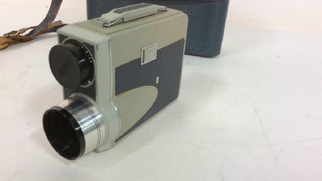 Eumig C5 Movie Camera With Case - 2