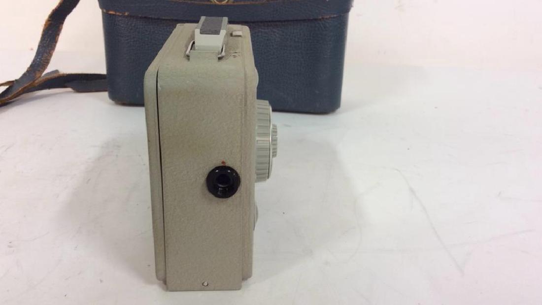 Eumig C5 Movie Camera With Case - 4